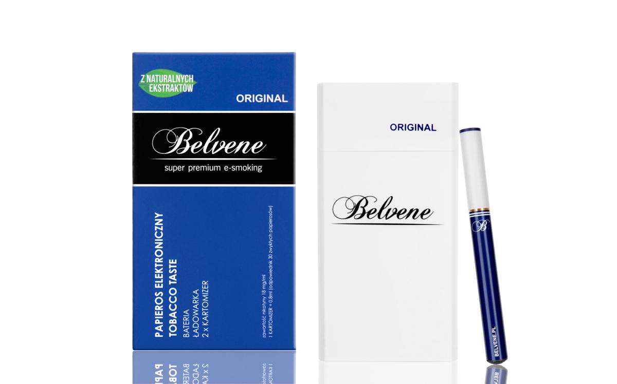 Packshot e-papierosów 339