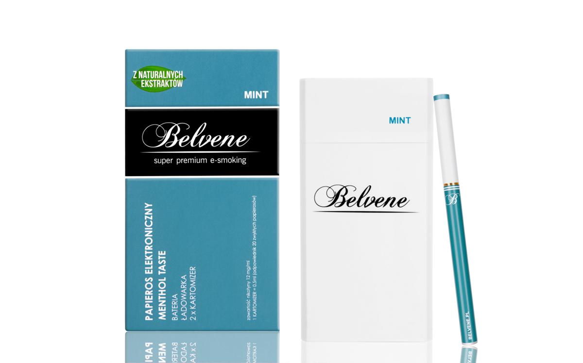 Packshot e-papierosów 349