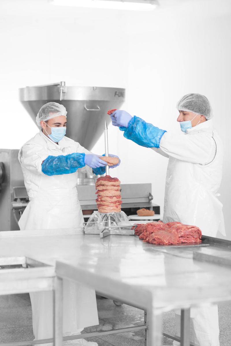 Reportaż dla producenta kebabu 557