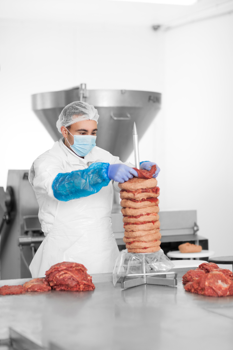 Reportaż dla producenta kebabu 559