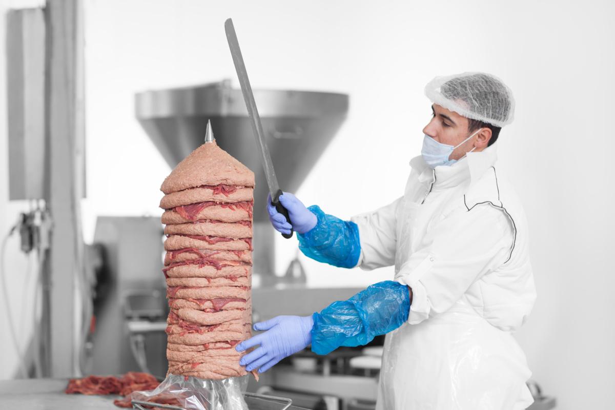 Reportaż dla producenta kebabu 563