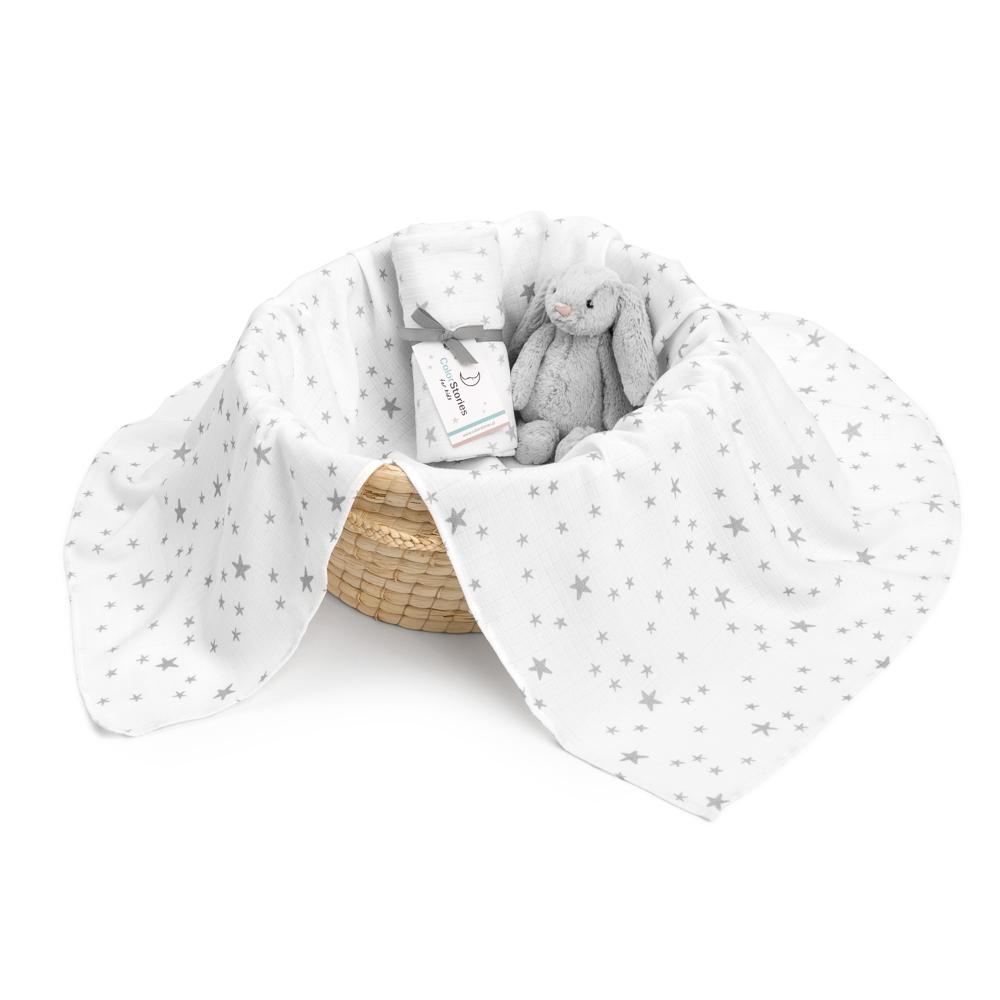 Pieluchy fotografowane w koszu aby ukazać mięsistość materiału