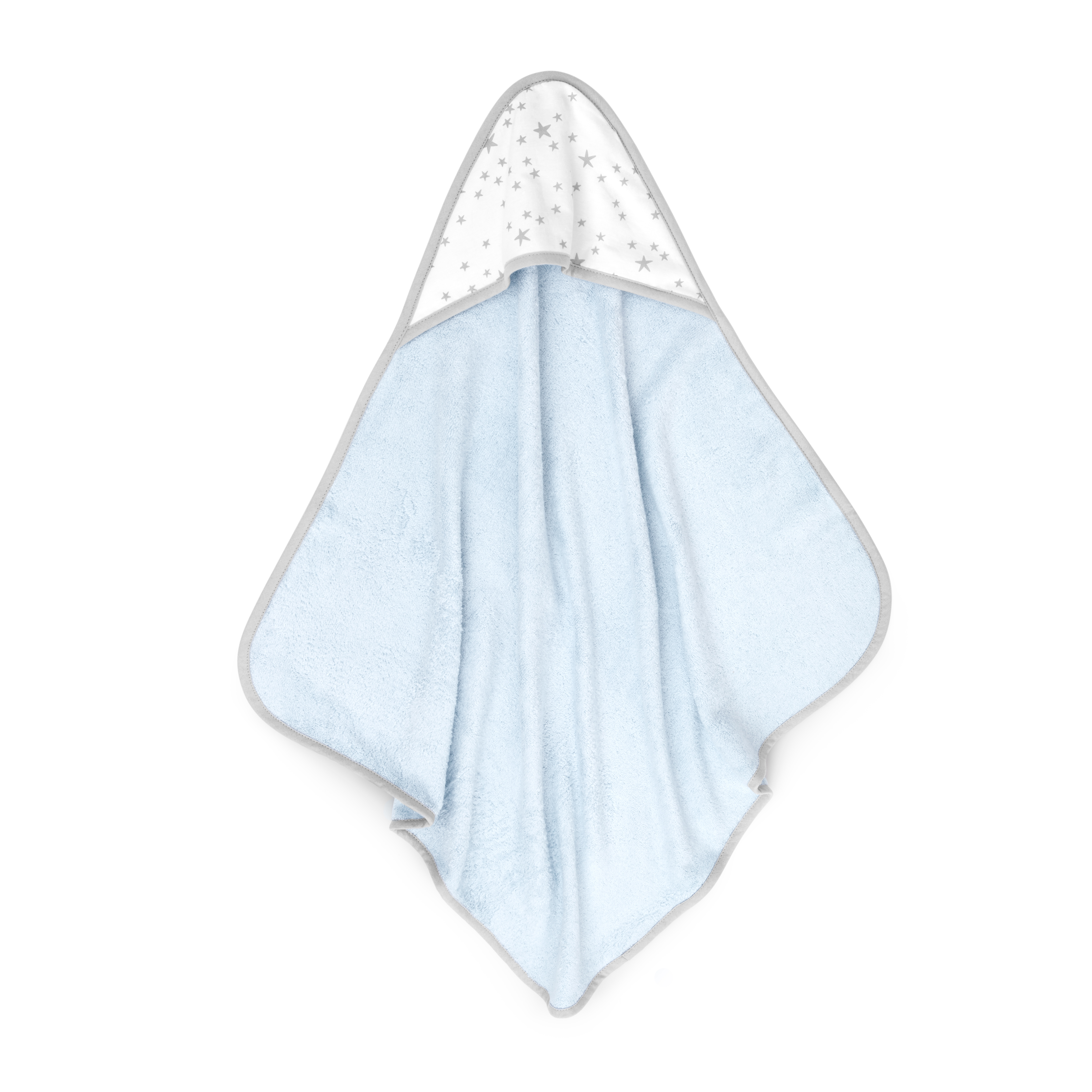 Ręcznik dziecięcy fotografia flat lay