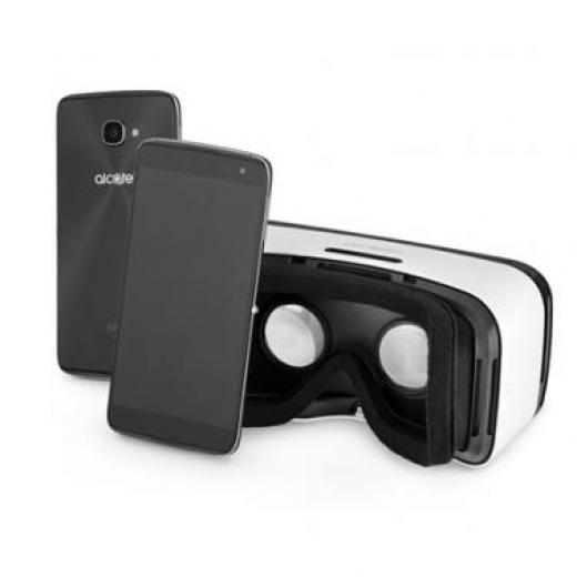 Packshot telefonów komórkowych Alcatel