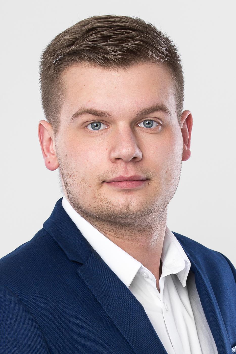 Warszawa fotografia wizerunkowa przedstawiciela handlowego