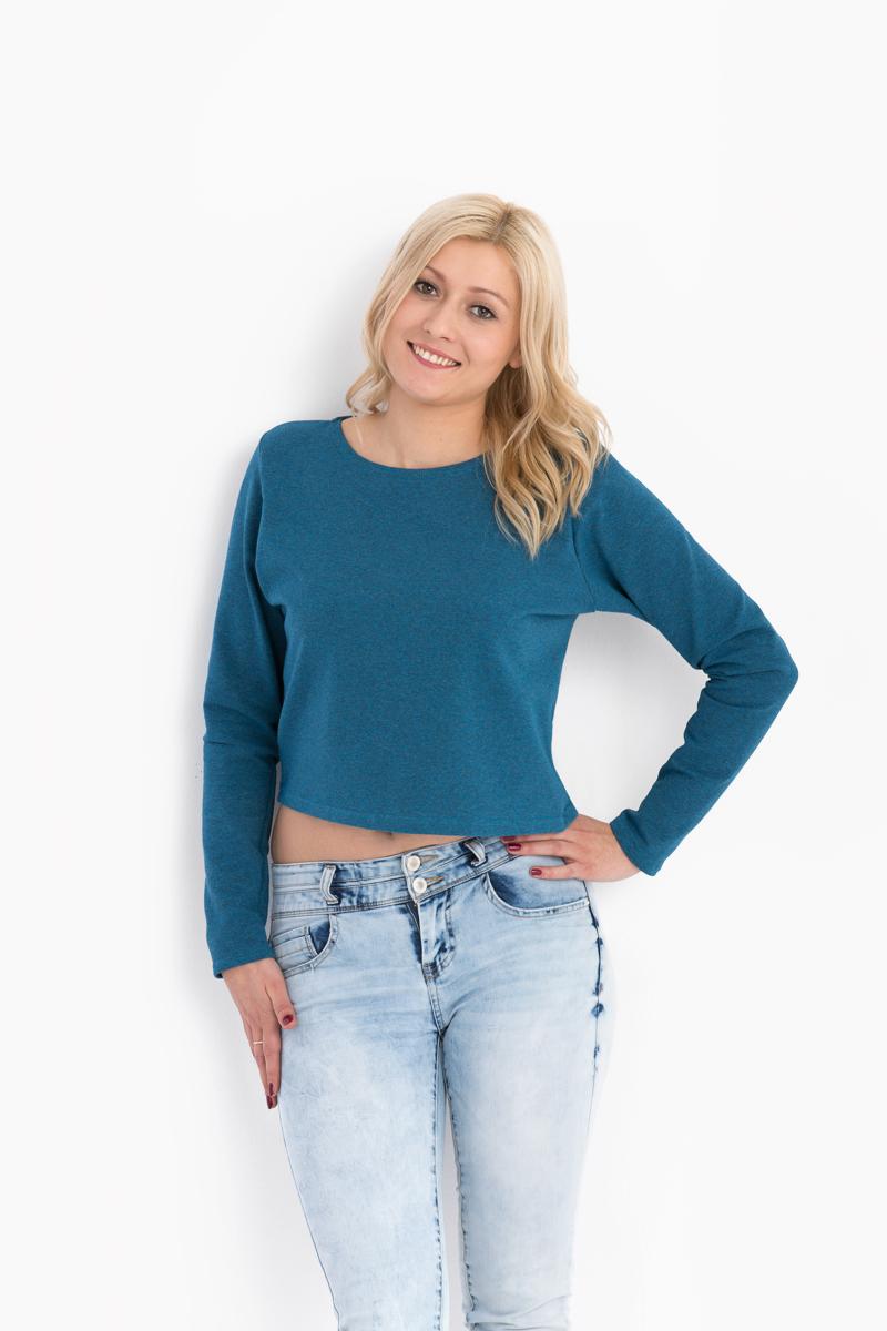 Krótka bluzka, sesja z modelką cennik